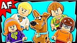Lego Scooby-Doo Minifigures Complete Collection 2015