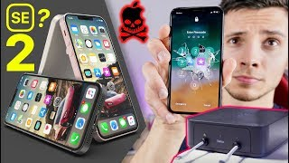 You Should Be Afraid Of This Box.. iPhone SE 2 Leaked? Apple News