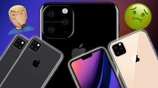 Gross iPhone 11 Leaks return... Back to Square 1 amiright?