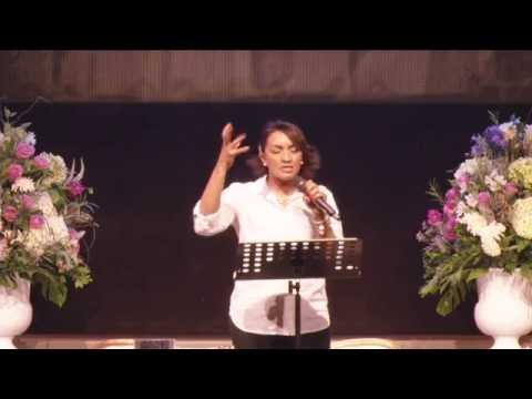 La profeta Nancy Amancio Predíca: La autoridad (Congreso Mujer Unica 2016)