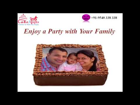 Enjoy Your Party with CakenGifts.in