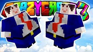 BỊ ĂN CẮP HẾT ĐỒ TẠI NHÀ TRẮNG | Minecraft CRAZY CRAFT 3.0 #43