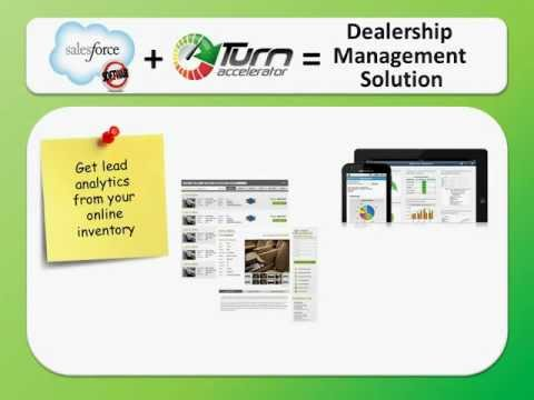 Turn Accelerator CRM DMS   The end of Dealership Management Systems