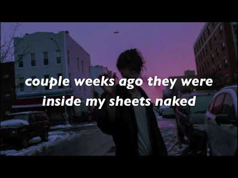 bazzi - why // lyrics