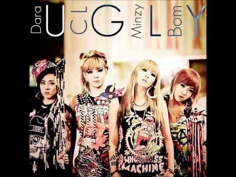 2NE1 - Ugly (Audio)