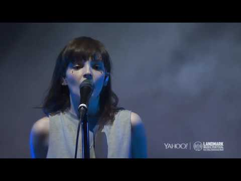 CHVRCHES FULL CONCERT LIVE in HD - Landmark Music Festival