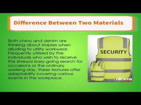 Choosing The Best Fabric For Mining  Work Wear In The Workplace
