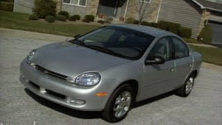 MotorWeek | Retro Review:  2000 Dodge:Plymouth Neon
