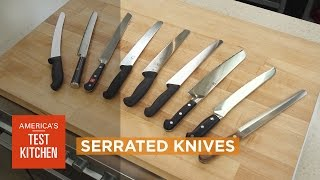 Equipment Review: Best Serrated (Bread) Knives & Our Testing Winner