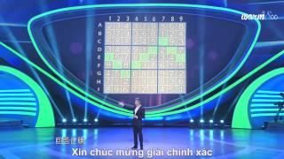 Siêu trí tuệ, Tập 1, [Việt Sub],Trung Quốc vs Tây Ban Nha