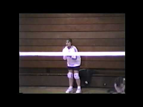 NCCS - Seton Catholic Volleyball 1-5-96