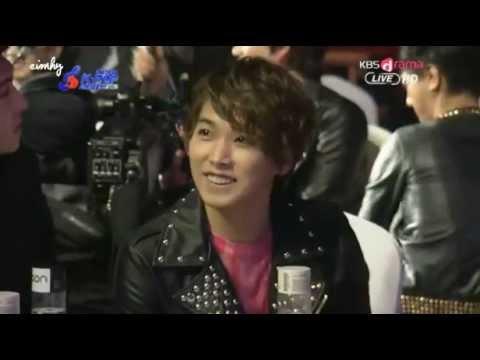 130213 Super Junior TVXQ CNBLUE A-Pink Hello Venus Interview