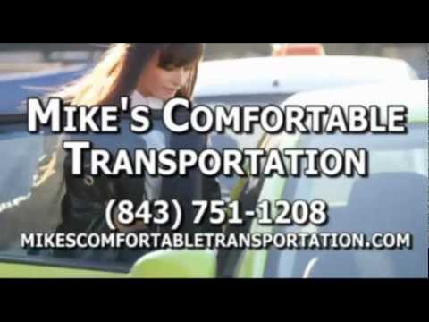 Taxi Service, Airport Transportation Service in Charleston SC 29403