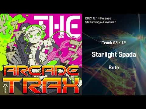 🔥THE ARCADE TRAX🔥全曲解説 3/12 - A-One - Starlight Spada #Eurobeat #shorts