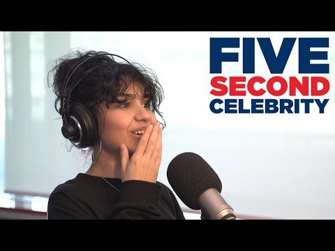 Alessia Cara does an AMAZING Beyoncé impression!