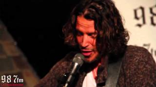"""Soundgarden """"Blow Up The Outside World"""" Live Acoustic Performance"""