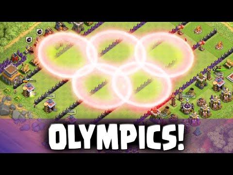 Clash Of Clans Clash Olympics Xem Video Clip Hot Nhất
