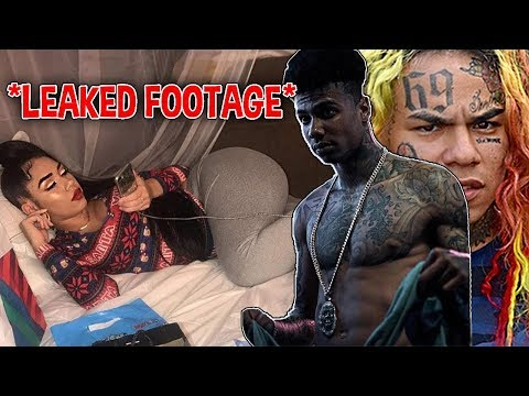 Official BlueFace and 69 Baby Mama Love Tape *LEAKED FOOTAGE*