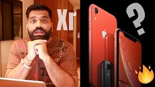 "iPhone Xr - The New Expensive ""BUDGET"" iPhone - My Opinions🔥🔥🔥"