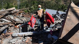 زلزال إندونيسيا: صعوبة الوصول إلى المناطق الجبلية وحصيلة الضحايا ...