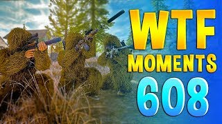 PUBG WTF Funny Daily Moments Highlights Ep 608