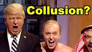 Trump Colluded? - Alec Baldwin, Roger Stone & MORE! LV Sunday LIVE Clip Roundup 293
