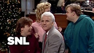 Steve Martin Cold Opening - Saturday Night Live