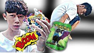 Cho nổ tung mọi thứ với bom Pokemon   HD OVEN