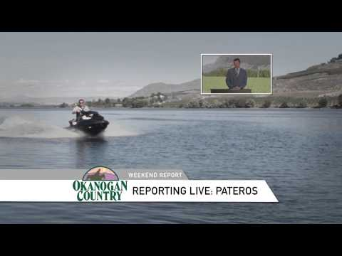 Okanogan Country News: Twisp Lodging and Jet Skiing in Pateros