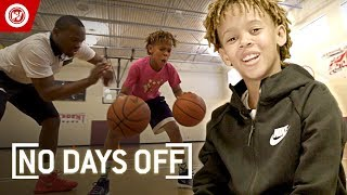 10-Year-Old AMAZING Basketball Prodigy