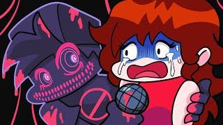 RETURN of EVIL BOYFRIEND... Friday Night Funkin' Logic   Cartoon Animation