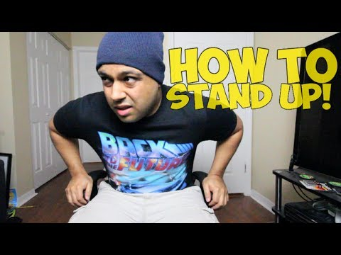 HOW TO STAND UP! - DashieXP  - GXHMPKsnzy8 -