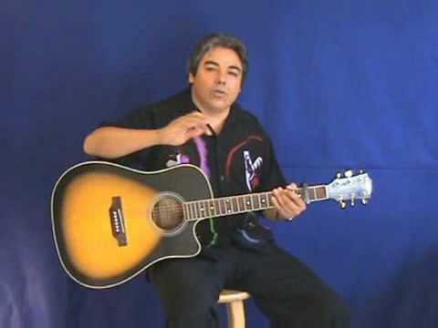 Stand by me - Ben E King (Guitarra Facil Espanol)