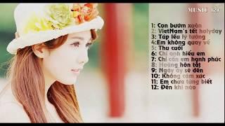 Liên Khúc Con Bướm Xuân - Hồ Quang Hiếu Remix Hay Nhất