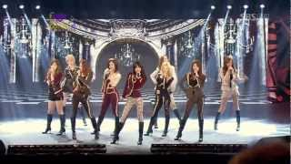 121223 SNSD K-Pop Super Concert in America Cut