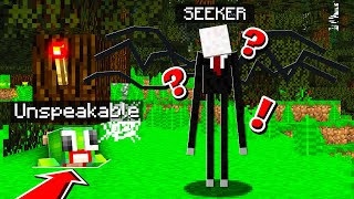 HIDING FROM SLENDERMAN.. | SCARY HIDE & SEEK!