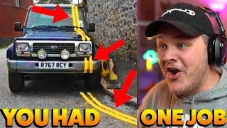 People That Had One Job And Failed #2 - Reaction
