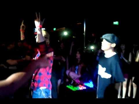 Beatburger Dancing @ SG Butterfactory - SuJu Mr Simple, Bonamana, Sorry Sorry