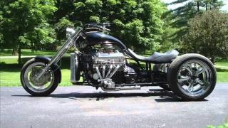 V8 Trikes - Ride Big - Ride Strong - 10-28-2011.