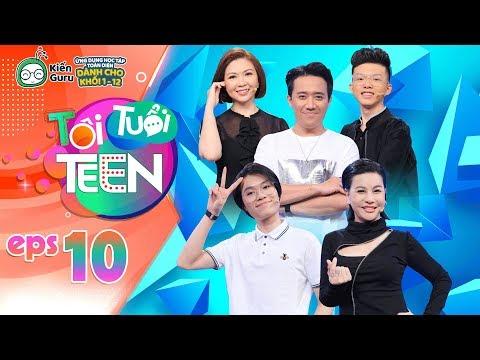 Tôi Tuổi Teen | Tập 10: Cát Phượng sốc khi nghe Quang Trung tiết lộ từng bị