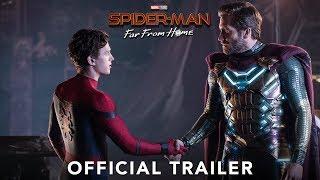 Spider-Man: Far From Home 2019 Movie Trailer