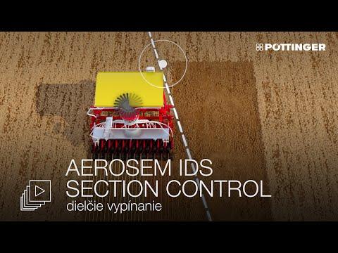 AEROSEM aj so systémom SECTION CONTROL