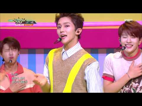 뮤직뱅크 Music Bank - LET ME - 골든차일드(GoldenChild).20180706