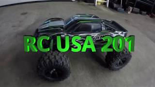 XMAXX 8s How to Put truck in Training Mode, sport mode & racing mode
