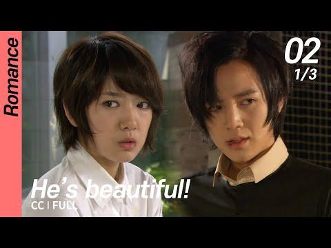 [CC/FULL] He's beautiful! EP02 (1/3) | 미남이시네요