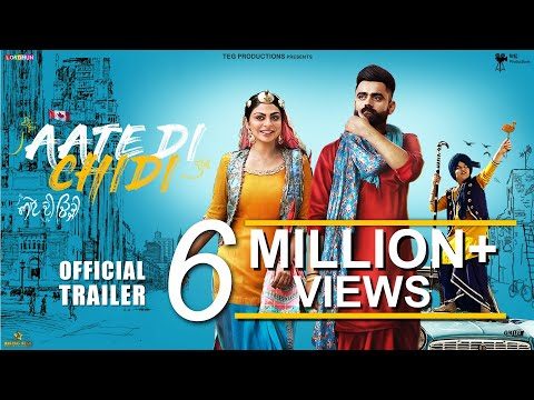Aate Di Chidi (Official Trailer) Neeru Bajwa, Amrit Maan