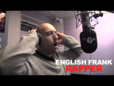 English Frank - Fire In The Booth