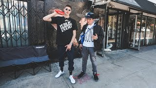 The Streetwear Outfit Shopping Battle!