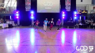 Official World Of Dance Tour UK 2011 [Calvin Francis]
