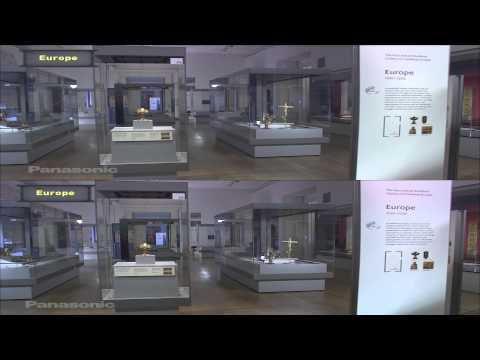 Panasonic 3D Demo - The British Museum